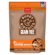 Buddy Biscuits Soft & Chewy GF PButter Treat 5 oz