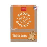 Buddy Biscuits Oven Baked Peanut Butter 16 oz