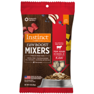 Instinct Raw Boost Mixers Dog All Natural Beef 8/1 oz