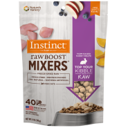 Instinct Cat Raw Boost FD Mixers FarmRaised Rabbit 6 oz