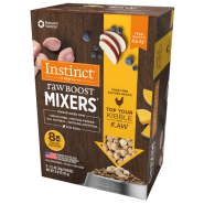 Instinct RB Mixers Dog CageFree Chicken Multipack 8/0.5 oz