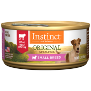 Instinct Dog Small Breed Beef 12/5.5 oz