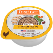 Instinct Cat GF Minced CageFree Chicken 12/3.5 oz