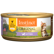 Instinct Cat Original GF Chicken Kitten 12/5.5 oz Cans