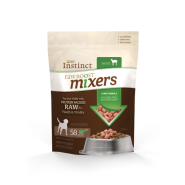 Instinct Raw Boost Frozen Mixers Dog Lamb 2 lb