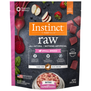Instinct Dog Raw Small Breed Duck Trial 8 oz
