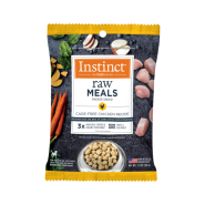 Instinct Dog FD Raw Meals GF Cage-Free Chicken 6/2 oz