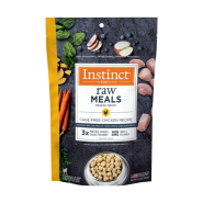 Instinct Dog FD Raw Meals GF Cage-Free Chicken 9.5 oz