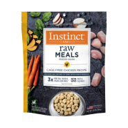 Instinct Dog FD Raw Meals GF Cage-Free Chicken 25 oz