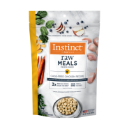 Instinct Cat FD Raw Meals GF Cage-Free Chicken 9.5 oz