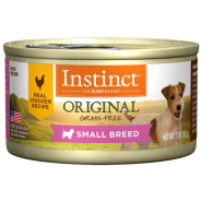 Instinct Dog Chicken Formula for Small Breed 24/3 oz