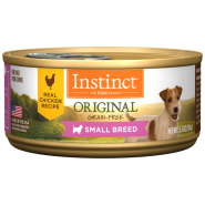 Instinct Dog Chicken Formula for Small Breed 12/5.5 oz