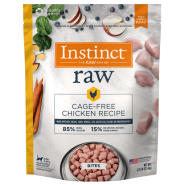 Instinct Cat Raw CageFree Chicken Bites 1.25 lb