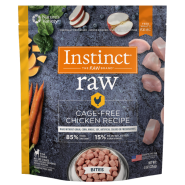 Instinct Raw Dog CageFree Chkn Bites 8 oz