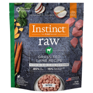 Instinct Raw Dog GrassFed Lamb Bites 7 oz