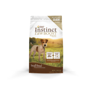 Instinct Raw Boost Dog Duck and Turkey Sm Breed 4.1 lb
