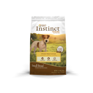 Instinct Original Dog Small Breed Chicken Meal 4.4 lb