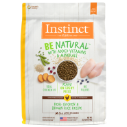 Instinct Dog Be Natural Real Chicken & Brown Rice 25 lb