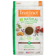 Instinct Dog Be Natural Real Lamb & Oatmeal 4.5 lb