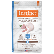 Instinct LID GF Dog Turkey Meal 22 lb