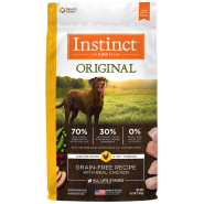 Instinct Original GF Dog Chicken 4.4 lb