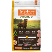Instinct Original GF Dog Chicken 11 lb