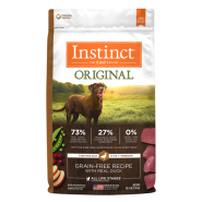 Instinct Original GF Dog Duck 20 lb