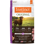 Instinct Original GF Dog Rabbit 4 lb