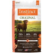 Instinct Original GF Dog Salmon 4 lb