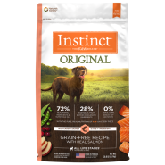 Instinct Original GF Dog Salmon 20 lb