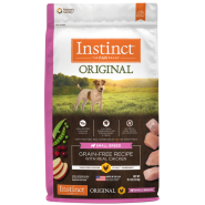Instinct Original GF Dog Small Breed Chicken 11 lb