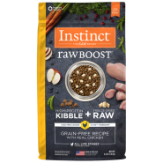 Instinct RB GF Dog Chicken 4 lb