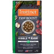 Instinct RB GF Dog Lamb 4 lb