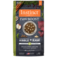 Instinct RB GF Dog Venison 4 lb