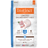 Instinct LID GF Dog Turkey 4 lb