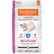 Instinct LID Dog Small Breed Turkey 4 lb