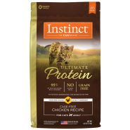 Instinct Cat Ultimate Protein GF Kibble Chicken 4 lb