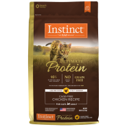 Instinct Cat Ultimate Protein GF Kibble Chicken 10 lb