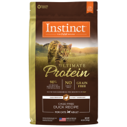 Instinct Cat Ultimate Protein GF Kibble Duck 4 lb