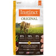 Instinct Cat Original GF Kibble CageFree Chicken 5 lb