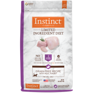 Instinct Cat GF LID Kibble FarmRaised Rabbit 10 lb