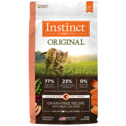 Instinct Cat Original GF Kibble WildCaught Salmon 4.5 lb