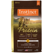 Instinct Cat Ultimate Protein GF Kibble Chicken 1.8 lb