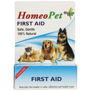 HomeoPet Multi Species Trauma/First Aid 15 ml