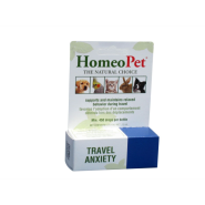 HomeoPet Multi Species Travel Anxiety