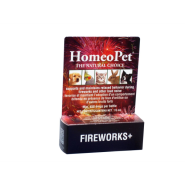 HomeoPet Multi Species Fireworks+ Anxiety TFLN 15ml