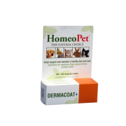 HomeoPet Multi Species DermaCoat+ 15ml