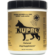 Nupro All Natural Dog Supplement Gold Label 30 oz
