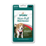 Sporn NonPulling Mesh Harness Black Medium