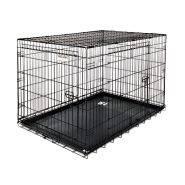 Chrome Great Crate 42x28x31""